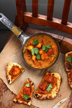 butter paneer curry