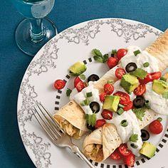 Chicken+Enchiladas+|+MyRecipes.com