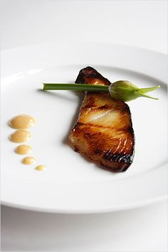 Black Cod with Miso / Miso-marinated by rasamalaysia #Cod #Miso