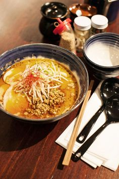 Bone Daddies - rock'n'roll ramen in the heart of Soho, lunchtime must, and yes queue if you have too! ££