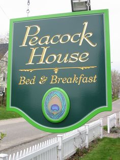 Peacock House Bed and Breakfast, Maine