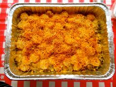 cheesy beef tater tot casserole