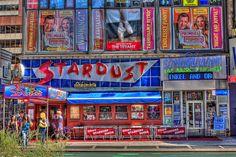 Ellen's Stardust Diner NYC. Cute!! #VSPINK #NYCLove #ElleMagazine #ILOVENYC #NYC