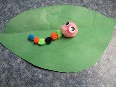 Caterpillar Craft #Birthday