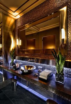 What a bathroom vanity!