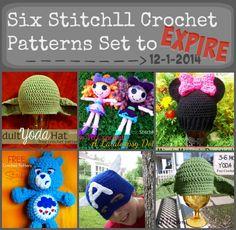 Six Stitch11 Patterns May Expire