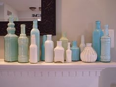 The Life of a Future Domestic Goddess: summer bottles