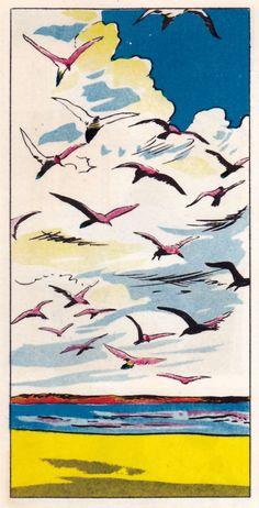 by Japanese illustrator Seiichi Hayashi