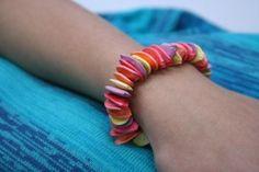 Pumpkin Seed Bracelet