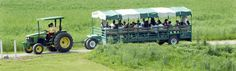 NC A & T Farm Tour - April, May, Sept. and Oct. $2