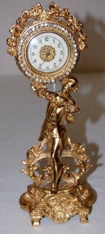 Waterbury Antique Clock
