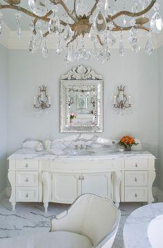 Bathroom - French