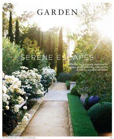 inspiring garden!