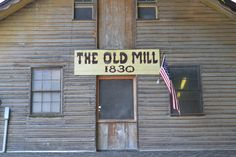 The Old Mill - Great restaurant!