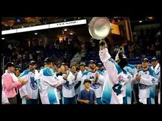 cup raise NLL 2013 champs, Rochester Knighthawks - YouTube