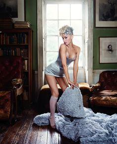 Gwen Stefani in Dior