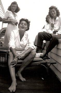 The Kennedy girls