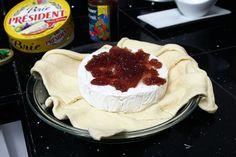 Baked Brie recipe pictures