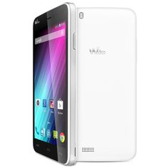 "PN:LENNYWHITE  SMARTPHONE WIKO LENNY 5"" WHITE 5/DUALCORE1.3GHz/512MB/4GB/DUAL SIM/ ANDROID4.4  103,95€ PVP"
