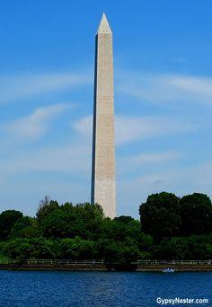 The George Washington Memorial, Washington DC.
