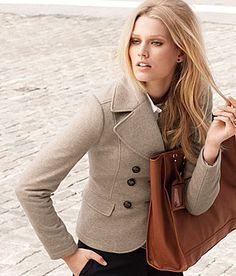 Love the Equestrian look