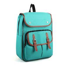 Korean Fashion Traveling Simple Style Backpacks Stylish School Bag Backpack 113T | eBay