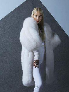 White dream fur.