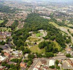 Dudley castle by Dudley Council, via Flickr
