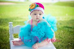 Gorrito Crochet de colores brillantes #ganchillo #crochet #baby #tutu