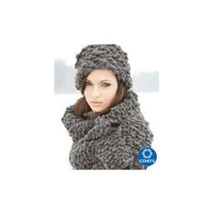 Russian Stole FREE knitting pattern by Red Heart