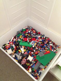 40  Awesome Lego Storage Ideas