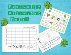 Lucky Charm Graphing
