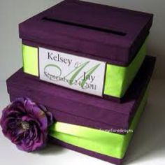 Money box green purple google images