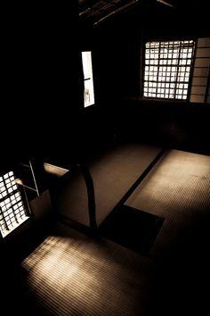 Japanese tea room 茶室