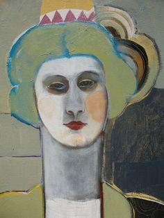 Selma Weissmann - New artist to me - but I like it.