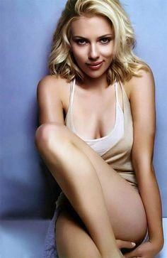 Scarlett Johansson. °
