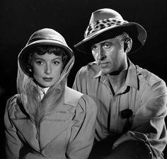 """King Solomon's Mines"" promo with Deborah Kerr and Stewart Granger (1950)"