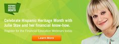 """""""Celebrate Hispanic Heritage Month with Regions"""" Because nothing makes me more reflective of Hispanic Heritage than a financial education webinar from a woman who probably doesn't check the """"Hispanic"""" box on any official paperwork."""