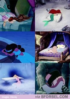 b for bel: Disney taught me to be dramatic...