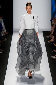 Carolina Herrera Spring 2014 Collection