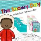 This unit includes 7 lesson plans that are common core aligned to go with the popular book, The Snowy Day by Ezra Jack Keats. It also provides anch...