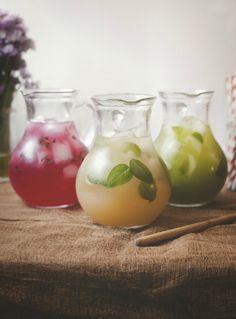 icedtea, summer drinks, ice tea, honey lemonad, iced tea