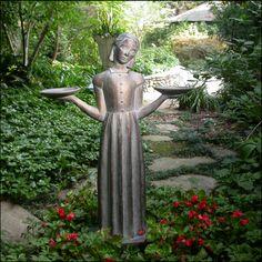 Savannah Bird Girl, Telfair Museum, Savannah GA