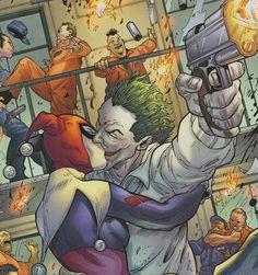 kiss | love | the Joker | Harley Quinn