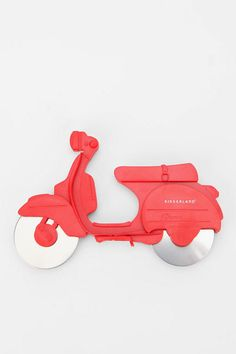 Scooter Pizza Cutter #urbanoutfitters