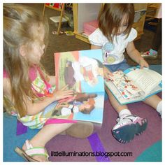 PreKandKSharing: Going To Preschool: Tips for an Almost Tearless Transition