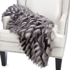 Pampas Throw from Z Gallerie