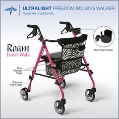 roll walker, funni stuff, elder inspir, shimmer pink