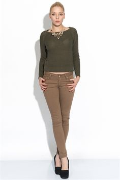 Cotton Jeans For Women