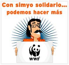 WWF (World Wide Fund for Nature) trabaja por un planeta vivo y su misión es detener la degradación ambiental de la Tierra y construir un futuro en el que el ser humano viva en armonía con la naturaleza